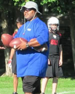 Coach Michael B. Jones